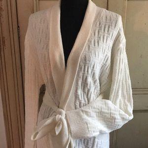 Natori Truffle Basket Weave Robe